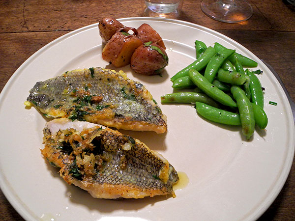 sea_bass_potatoes_sugar_snap_peas