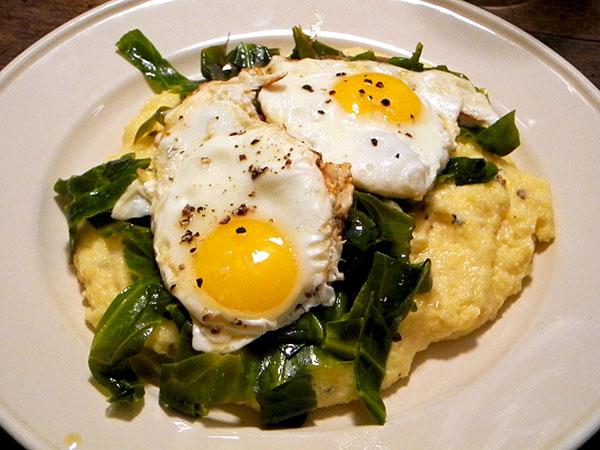 eggs_collards_polenta