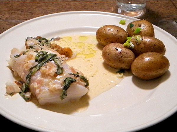 cod_sorrel_sauce_boiled_potatoes