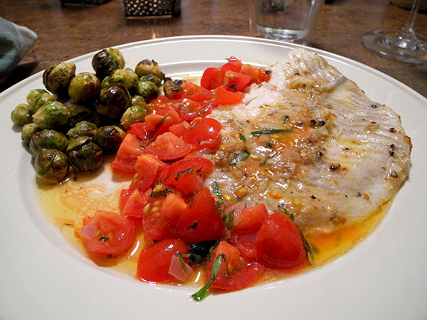 flounder_tomato_Brussels_sprouts