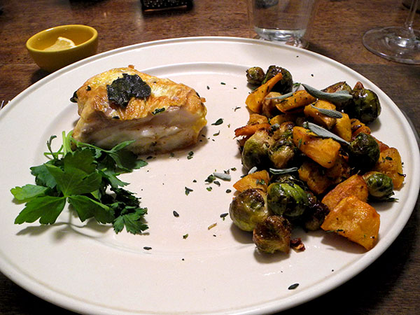 gilded_hake_squash_and_Brussels_sprouts
