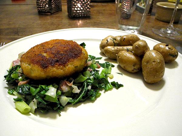 crab_cake_potatoes_kale