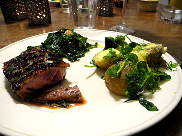 duck_greens_boiled_potatoes