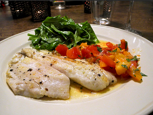 flounder_tomato_butter_arugula