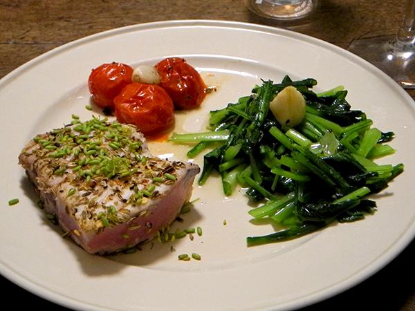 tuna_turnip_greens_tomato
