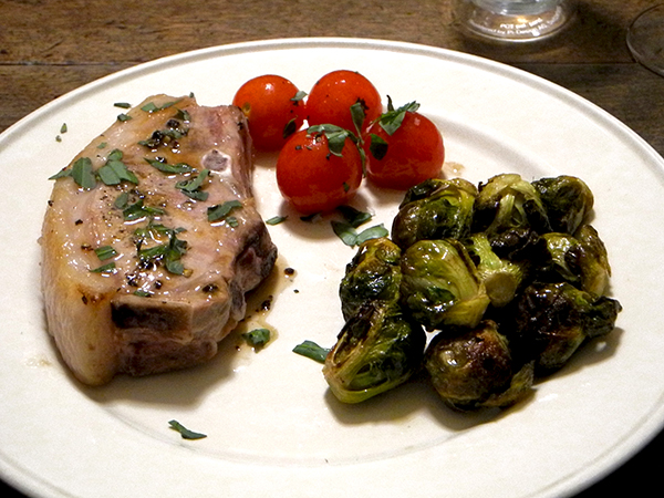 pork_chop_tomato_Brussels_sprouts