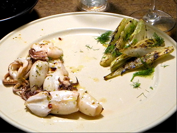 squid_chiles_oregano_fennel_kale