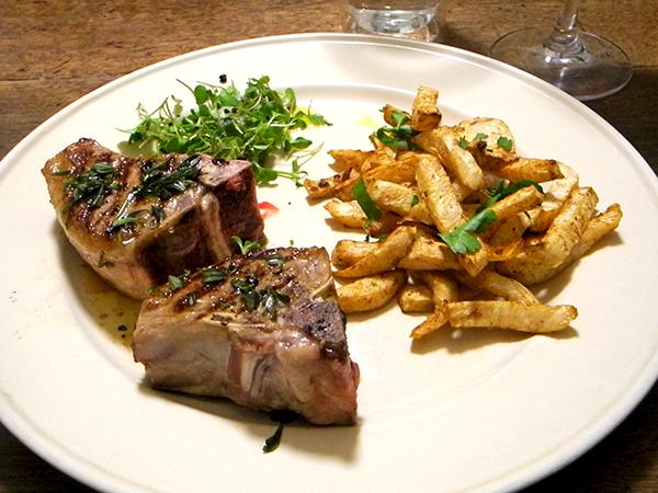lamb_chops_celeriac_frites_micro_arugula