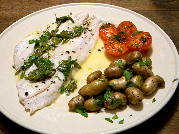 flounder_sorrel_tomato_potato