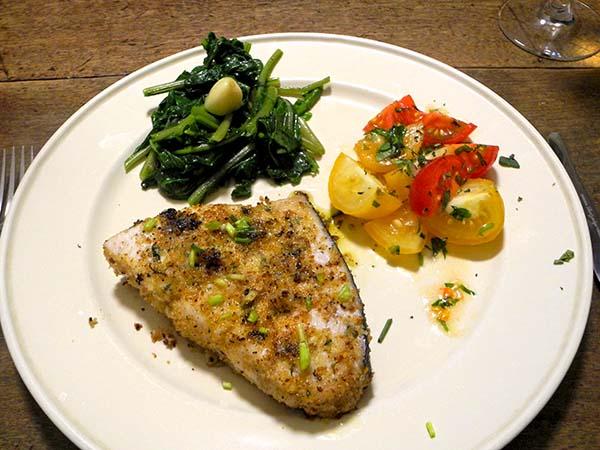 swordfish_tomaotes_radish_greens
