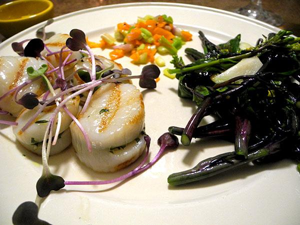 scallops_basil_mustard_greens