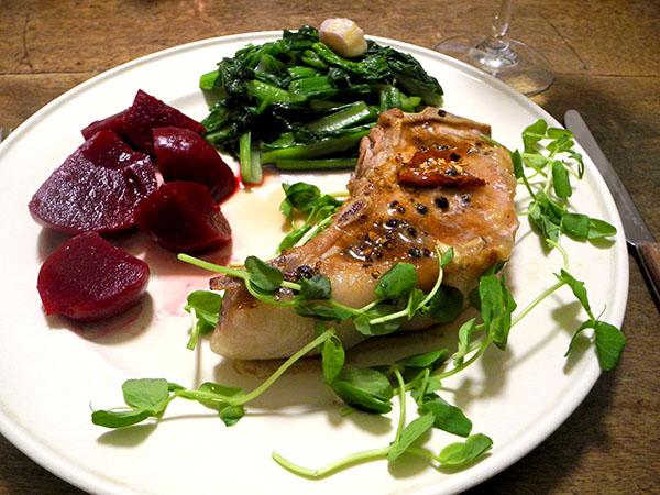 pork_chop_mustard_beets